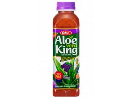 OKF Aloe Vera Grape 500ml