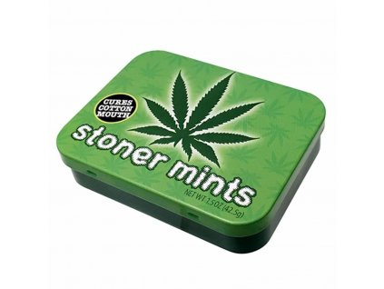 Boston America Stoner Mints Tins 42,5g