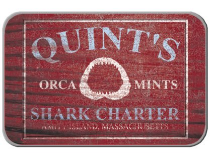 Boston America Quint's Mints Tins 42,5g