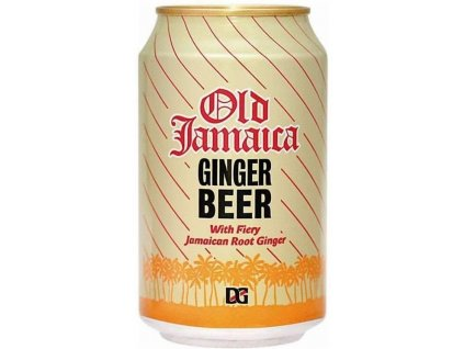 Old Jamaica Ginger Beer Soda 330ml
