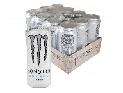 Monster Ultra Zero karton 12x 500ml