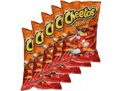 Cheetos Crunchy Party Pack 5x 226 g