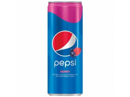Pepsi With Blueberry Juice 355ml
