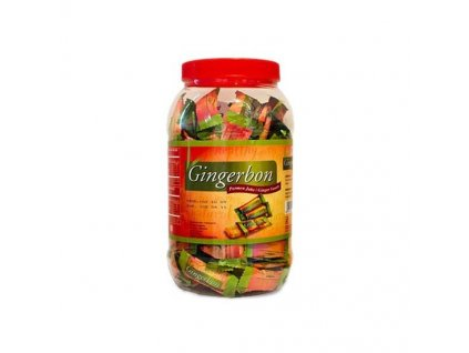 Gingerbon zázvorové bonbony 620g