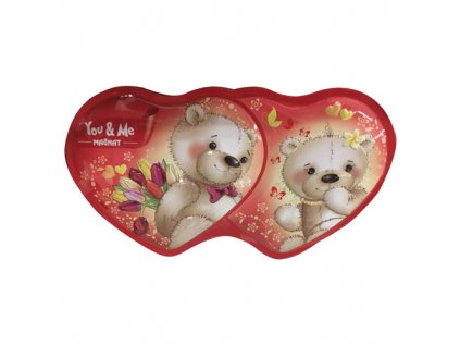vyr 4486 Valentines Day Magnet Gift You Me 208g