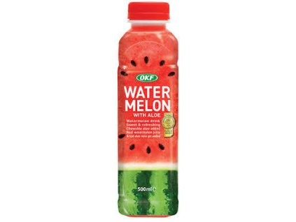 OKF Aloe Vera Watermelon 500ml