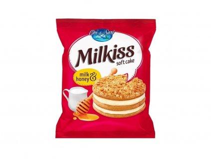 Milkiss Soft Cake Milk & Honey 50g