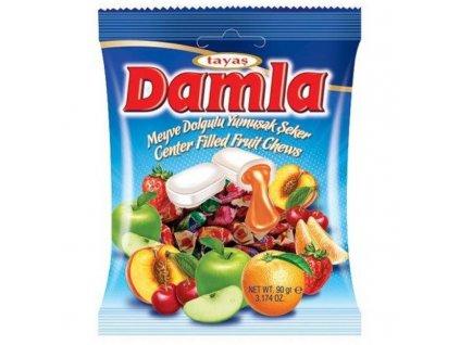 Damla Fruit 90g