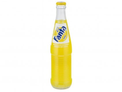 Mexican Fanta Pineapple 355ml - AKCE