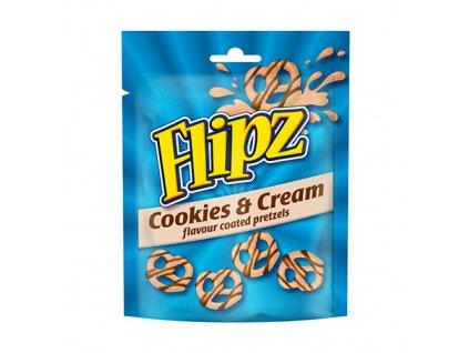Flipz cookies&Cream 01