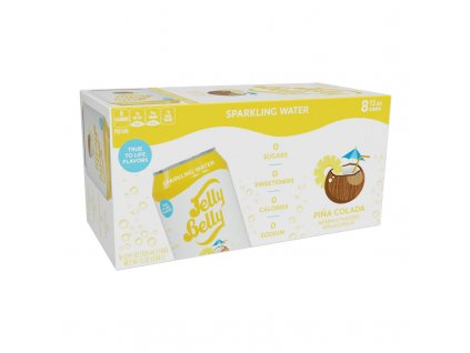 jelly belly pina colada sparkling waters 12oz 800x800