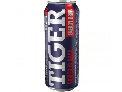 Tiger - Energy Drink 500ml
