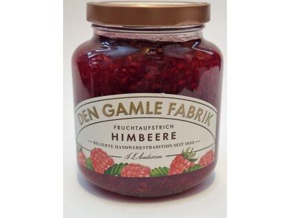 Den Gamble Fabrik - Himbeere Fruchtaufstrich 380g - malinová marmeláda