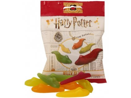 Harry Potter Gummi Candy Jelly Slugs 56g - AKCE