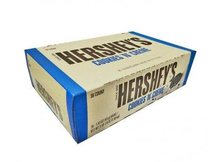 Hershey's Cookies 'n' Creme karton 43g 02