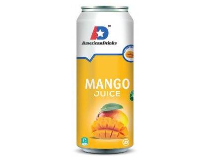 Mango Juice 330ml - AKCE