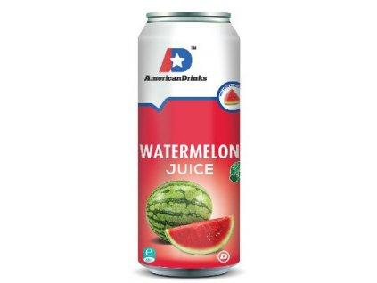 Watermelon Juice 330ml - AKCE