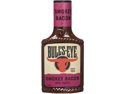 Bull's Eye Smokey Bacon 300ml 01