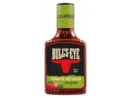 Bull's Eye Tomato Ketchup Jalapeno 425ml 01
