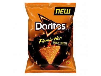 Doritos Flamin' Hot Tangy Cheese 150g 01
