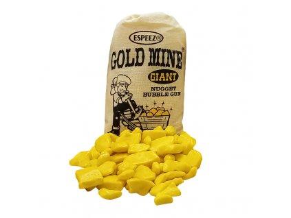 Gold Mine Nugget Bubblegum 250g 01