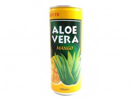 Lotte Aloe Vera Mango 240ml - AKCE