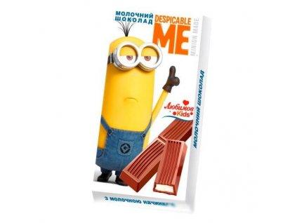 mimoň cokoládové tyčinky 100g 01