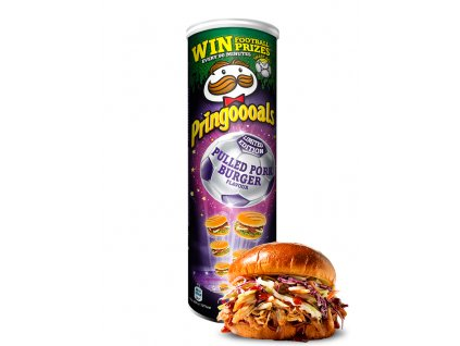 Pringles Pulled Pork Burger 200g 04