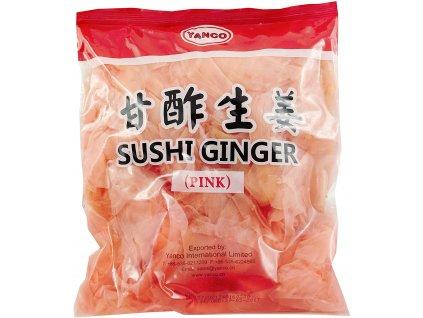 Yanco sushi ginger 01