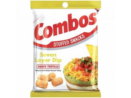 Combos Seven Layer Dip Baked Tortilla 178.6g - AKCE