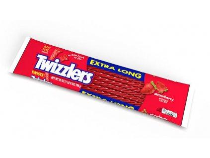 Twizzlers Twists Strawberry Extra Long 708g - AKCE