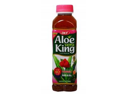 OKF Aloe Vera Raspberry 500ml