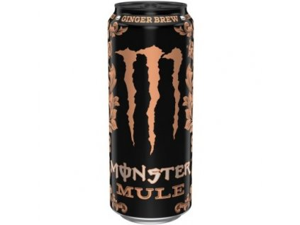 Monster Mule Ginger Brew EU 500ml