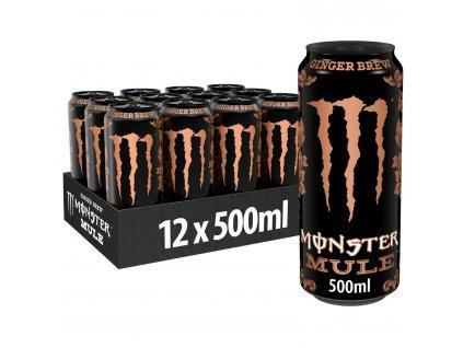 Monster Mule Ginger Brew EU 500ml karton