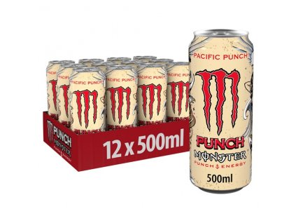 Monster Pacific Punch EU 500ml