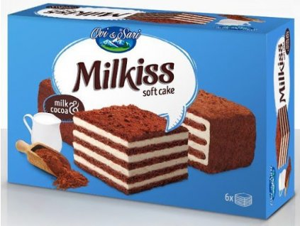 Milkiss Milk&Cocoa 500g 01