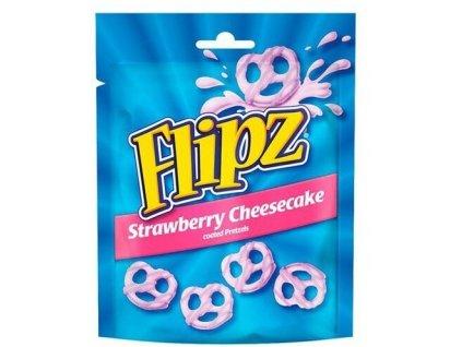 Flipz Strawberry Cheesecake 90g - AKCE