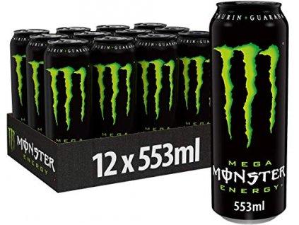monster ,mega 533ml