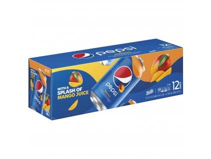 pepsi mango karton 12x 355ml