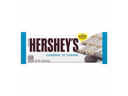 Hershey's Cookies 'n' Creme 43g 01
