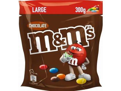 M&M Čokoládové 300g B 01