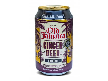 11139 Old Jamaica Ginger Beer Soda 330ml NEW FACE small