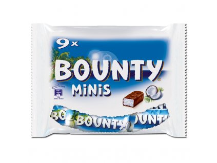 Bounty Minis Schokolade 275g