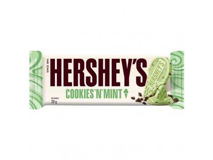 Hershey's Cookies N Mint 39g - AKCE