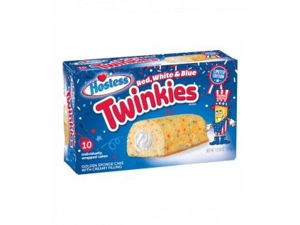 hostess limited edition red white and blue twinkies 13 58oz 385g 525x600