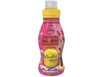 Drink&Play - Minnie Mouse Strawberry 300ml