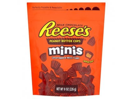 Reese's Minis Peanut Butter Cups 226g