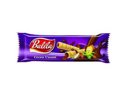 Balila Kukuřičné trubičky kakaové 18g