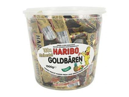 Haribo medvídci malé sáčky 9,8g 100ks