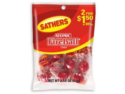 Atomic Fireball Bag 61g